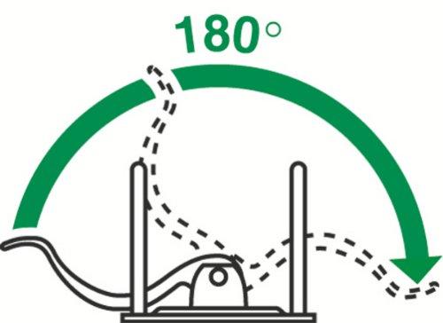 Sparpack Leitz 1010 Qualitäts-Ordner Plastik breit, mit mit mit patentierter 180º-Präzisionsmechanik (8er Sparpack   8cm Breit, grau) B0060W8CXO | Ich kann es nicht ablegen  7d20e8