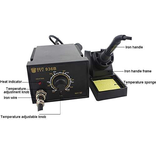herramientas manuales, Mejor bst-936b AC 220V estacion de soldadura termostático anti - static plancha eléctrica, enchufe de la UE (SKU : S-ETP-0283): ...