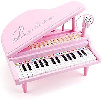 Amazon Com M Sanmersen Piano Keyboard Toys For Kids