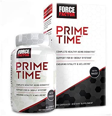 Force Factor Prime Time