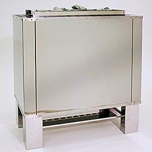 Horno para sauna Arend Safo Lux Pro 21,0kW industriales para sauna