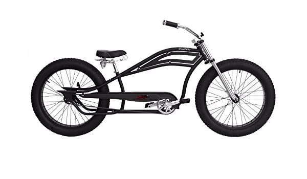 Grupo Contact- Bicicleta Carretera Custom Chopper Mod. Seattel ...