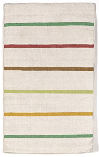 Liora Manne Sorrento Candy Stripe Area Rug, 24-Inch - Candy Stripe Rug