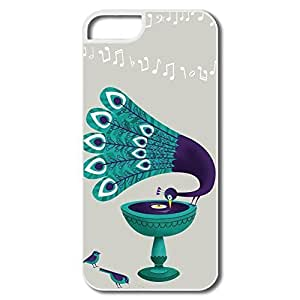 Hot Song Birds Pc Case Cover For IPhone 5/5s