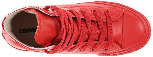 CONVERSE secundaria zapatillas de deporte 344744C CT HI rojo - rojo