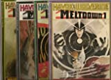img - for Havok & Wolverine Meltdown #1-#4 graphic novel set / X-Men book / textbook / text book