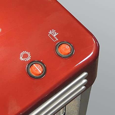 Domena FC 170 - Máquina de hacer palomitas, 230V