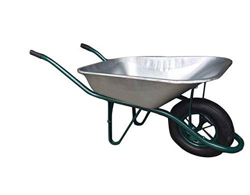 TAP-0000819-Brouette-Manuelle-en-acier-Galvanis-avec-roue-increvable-1430-mm-x-515-mm-x-527-mm-Charge-130-kg