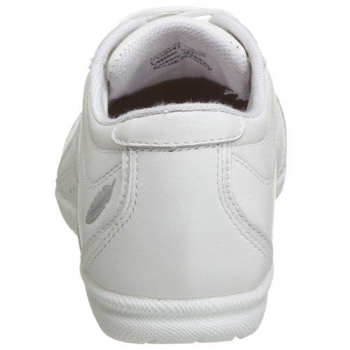 Sneaker Elite Da Donna In Pelle Di Vitello Bianca