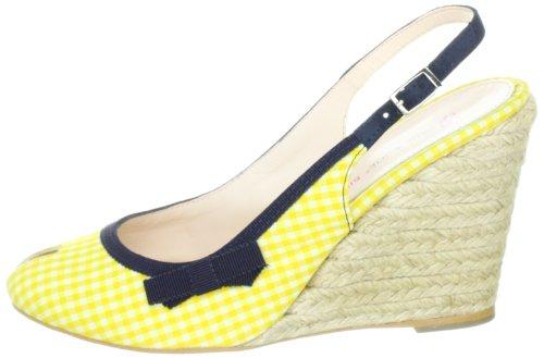 Giallo Sister Sandali amp; blanc marine gelb Donna 73 jaune Joe Paul xqXptBEq