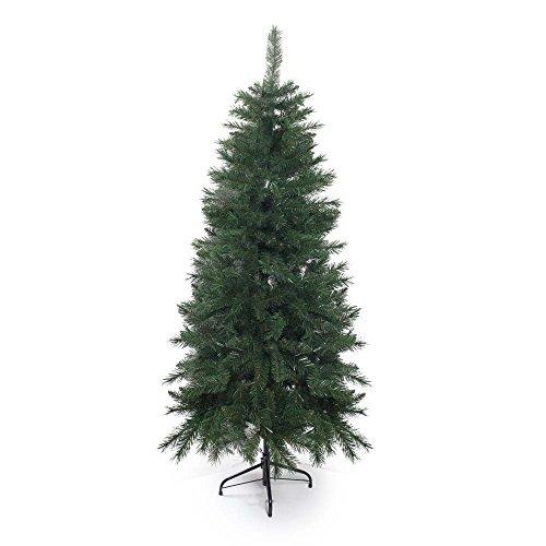 Árvore De Natal Lyon 150Cm 464 Hastes Verde