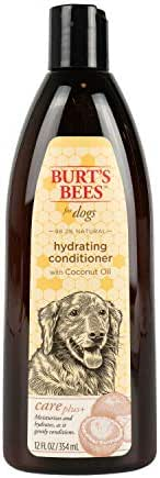 Dog Grooming: Burt's Bees Hydrating Conditioner