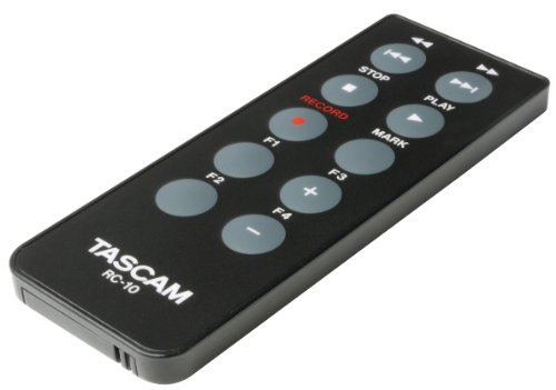 - Tascam RC-10 Wired Remote Control for DR-40 and DR-100MKII