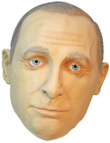Ghoulish Adult Putin Funny Theme Party Political Halloween Costume Mask