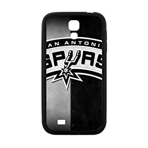 SHEP San Antonio Spurs Fahionable And Popular Back Case Cover For Samsung Galaxy S4