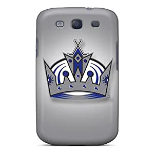 BrownCases Fashion Protective Los Angeles Kings Case Cover For Galaxy S3