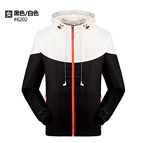 Coat Zipper FYM Men Black Jacket Ski Women Hat Down Sleeves W Warm JACKETS DYF Pocket Long nIrRqFI