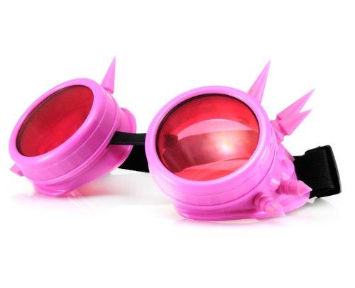 morefaz Gafas Spikes de Rosa sol para hombre rr4Sq6P