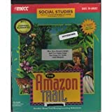 The Amazon Trail - Social Studies - Explore the history, geography and ecology of the Amazon rainforest - Early Windows/DOS CD-ROM