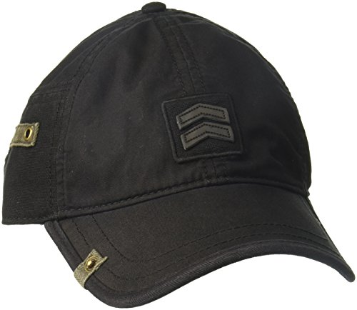 A. Kurtz Men's Special Forces Baseball, Black, (A Kurtz Cap)