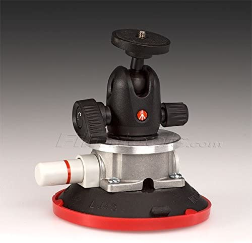 Gripper 494 Suction Cup Camera Mount Kit