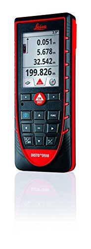 Leica DISTO E7500i 660ft Laser Distance Measure w/Bluetooth & DISTO Sketch iPad iPhone App, Black/Red by Leica Geosystems (Image #7)