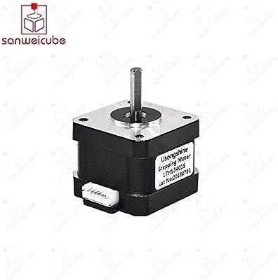AiCheaX Tool 17HS3401S - Motor paso a paso Nema 17 17HS3401S 4 ...