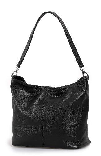 IO IO Icone® MIO Noir le Borsetta bandoulière sacs femme per Noir rrwdxX5q6S