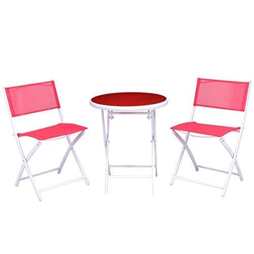 Giantex Folding Backyard Outdoor Furniture
