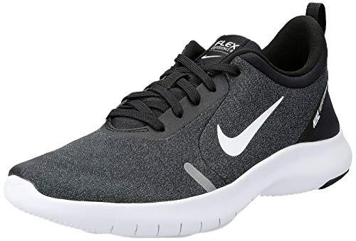 Nike Women's Flex Experience Run 8 Shoe, Black/White-Cool Grey-Reflective Silver, 8.5 Regular US (Nike Women Shoes Gym)
