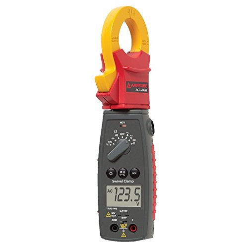 Amprobe ACD-23SW Swivel Clamp Meter with TRMS and Temperature Measurement ()