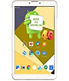 Ikall N4 Tablet (7 inch, 8GB, 4G + LTE + Voice Calling), White