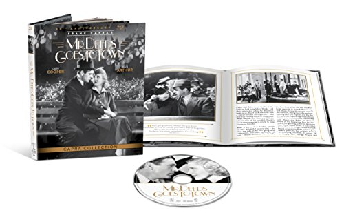 Blu-ray : Mr. Deeds Goes to Town (80th Anniversary) (Anniversary Edition, Ultraviolet Digital Copy, Full Frame, , Dubbed)