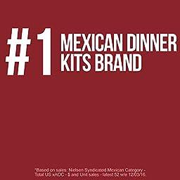 Old El Paso Gordita Dinner Kit 19.2 oz Box (pack of 6)