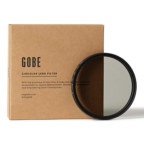 Gobe - Filtro para Objetivo de Polarizado Circular (CPL) 82 mm (1Peak)