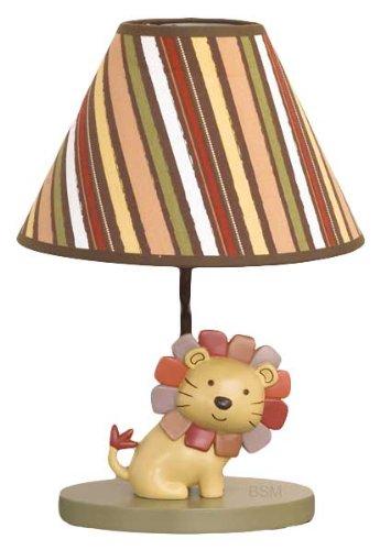 Amazon cocalo baby nali jungle lion baby boy lamp with shade cocalo baby nali jungle lion baby boy lamp with shade yellow aloadofball Images