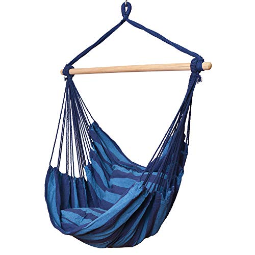Toucan Outdoor Hammock Chair with Pillow Set (Seat Chair Rope)