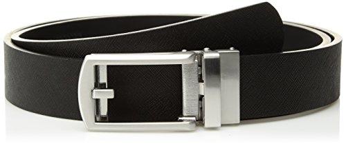 Comfort Click Men's Adjustable Perfect Fit Saffiano Belt - As Seen On Tv