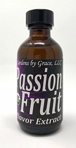 Organic Flavor Extract Passion Fruit | Use in Gourmet Snacks, Candy, Beverages, Baking, Ice Cream, Frosting, Syrup and More | GMO-Free, Vegan, Gluten-Free, 2 (Lip Refresher)