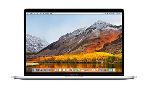 Apple MacBook Pro 13.3-Inch Laptop with Touch Bar and Touch ID Intel Core i7 3.5GHz, 512GB SSD Storage, 16GB Memory, Intel Iris Graphics 650, macOS, Silver (Mid 2017) ()