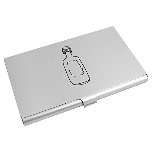 Wallet Bottle' 'Glass Card Holder Business CH00007886 Card Azeeda Credit nqZF06w55