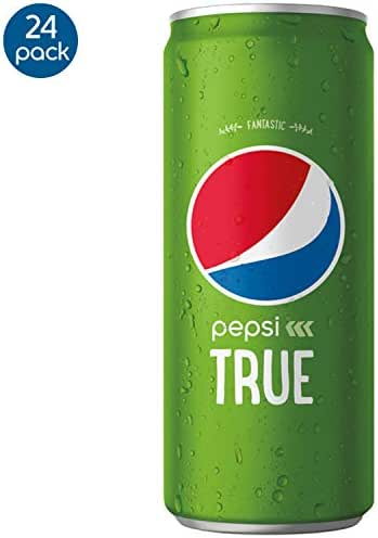 Soft Drinks: Pepsi True