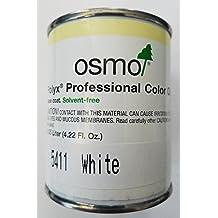 OSMO Polyx Professional Pro Color Oil - WHITE - .125 Liter