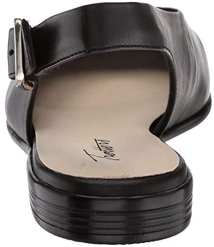 Trotters Women's Alice Ballet Flat Black 5.0 M ()
