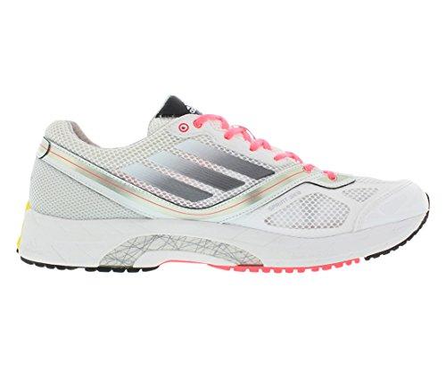 Adidas Adizero Tempo 5 W Kører Damesko Størrelse Hvid / Neo Jern Metal / Redzes U1iEHc