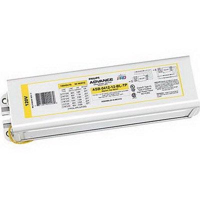 signPRO Electromagnetic Fluorescent Ballast, 277 volt, 604 watt, 4 - 6 X T12/HO Lamp, Rapid Start ()