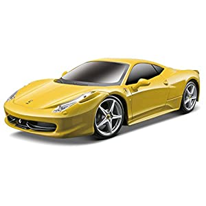 Maisto R/C 1:24 Scale Ferrari 458 Italia Radio Control Vehicle (Colors May Vary)