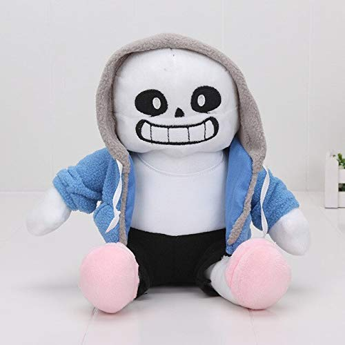 YOYOTOY 22Cm Undertale Plush Toy Frisk Asriel Napstablook Toriel Temmie Stuffed Plush Doll Toys for Children Birthday Gift U Must Have Unique Gifts My Favourite Superhero 3 Movie Collection by YOYOTOY