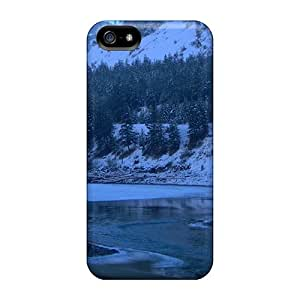 New Premium PJPettit High Way 94 Through Montana Skin Case Cover Excellent Fitted For Iphone 5/5s
