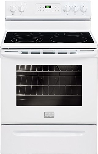 DMAFRIGFGEF3030PW - Frigidaire Gallery 30 Freestanding Electric ()